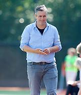 GRONINGEN - Hoofdklasse dames.<br /> Groningen v HDM<br /> Foto: Marc Materek Head Coach.WORLDSPORTPICS COPYRIGHT FRANK UIJLENBROEK