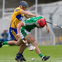 Limerick's Barry Nash V Clare's David McInerney