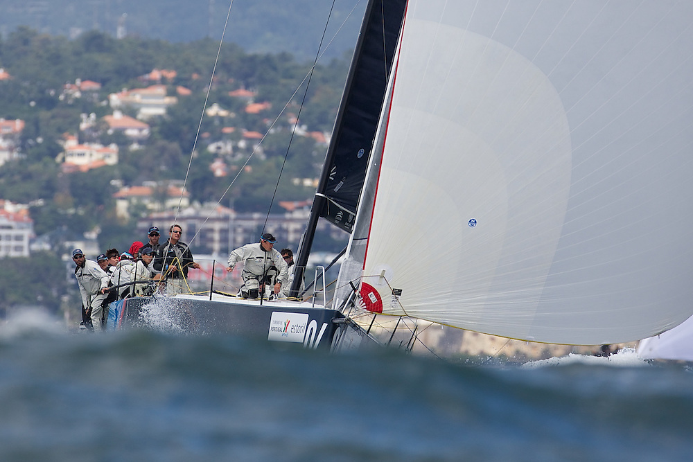 PORTUGAL, Cascais, AUDI MedCup, 14th May 2010,  Portugal Trophy, TP52 TEAMORIGIN.