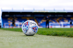 A Sky Bet Mitre Football League Two football - Mandatory by-line: Ryan Crockett/JMP - 18/08/2018 - FOOTBALL - One Call Stadium - Mansfield, England - Mansfield Town v Colchester United - Sky Bet League Two