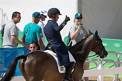 Appel Marcio, BRA, Iberon Jmen<br /> Dressage test evening<br /> Olympic Games Rio 2016<br /> © Hippo Foto - Dirk Caremans<br /> 06/08/16