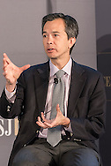 The WSJpro Central Banking Breakfast panel discussion with the Wall Street Journal's Greg Ip, Chief Economic Commentator,  in New York City on June 12, 2016. (photo by Gabe Palacio)