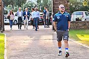 Matteo Boccolini<br /> Presentazione Banco di Sardegna Dinamo Sassari alle Autorità e Sponsor<br /> Alghero, Tenute Sella e Mosca, 05/09/2018<br /> Foto L.Canu / Ciamillo-Castoria