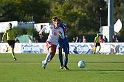 21.09.2017; Niederhasli; FUSSBALL U16 - Schweiz - Italien;<br /> Nenad Zivkovic (SUI) <br /> (Andy Mueller/freshfocus)