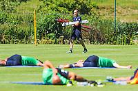 Laurent Batlles - 30.06.2015 - Reprise Entrainement Saint Etienne - 2015/2016<br /> Photo : Jean Paul Thomas / Icon Sport