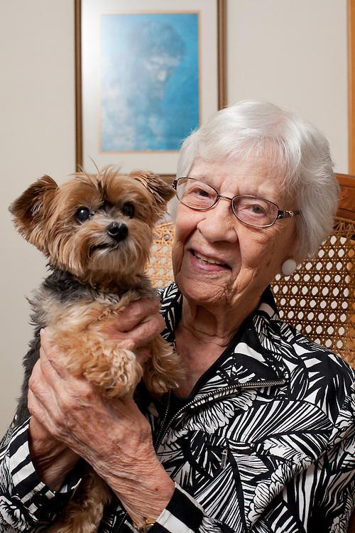 Ruth Venzke 100 Year Birthday