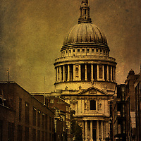 St Pauls Cathedral London England