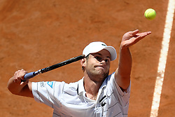 10.05.2011, Foro Italico, Rom, ITA, ATP World Tour, Rome Masters, im Bild Andy RODDICK Usa.Roma 9/5/2011 Foro Italico.Internazionali BNL d'Italia - Tennis. EXPA Pictures © 2011, PhotoCredit: EXPA/ InsideFoto/ Andrea Staccioli +++++ ATTENTION - FOR AUSTRIA/AUT, SLOVENIA/SLO, SERBIA/SRB an CROATIA/CRO CLIENT ONLY +++++