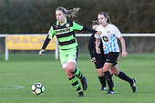 Forest Greeen Rovers Ladies v Marine Academy Plymouth LFC 051117