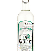 Demetrio Tequila Blanco -- Image originally appeared in the Tequila Matchmaker: http://tequilamatchmaker.com