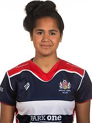 Lagi Tuima of Bristol Rugby Ladies - Mandatory by-line: Dougie Allward/JMP - 25/08/2016 - FOOTBALL - Cleve RFC - Bristol, England - Bristol Rugby Ladies