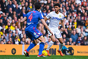 Tyler Roberts of Leeds United (11) in action during the EFL Sky Bet Championship match between Leeds United and Bolton Wanderers at Elland Road, Leeds, England on 23 February 2019.