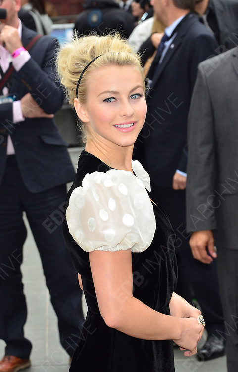 10.JUNE.2012. LONDON<br /> <br /> JULIANNE HOUGH ATTENDS THE UK FILM PREMIERE OF ROCK OF AGES AT THE ODEON CINEMA IN LEICESTER SQUARE.<br /> <br /> BYLINE: JO ALVAREZ/EDBIMAGEARCHIVE.CO.UK<br /> <br /> *THIS IMAGE IS STRICTLY FOR UK NEWSPAPERS AND MAGAZINES ONLY*<br /> *FOR WORLD WIDE SALES AND WEB USE PLEASE CONTACT EDBIMAGEARCHIVE - 0208 954 5968*