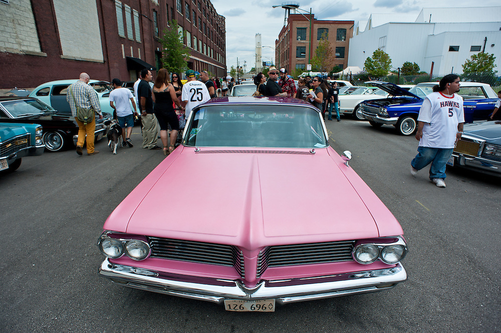 2nd Annual Slow & Low Lowrider Festival and Exhibit and Chicago Urban Art Society