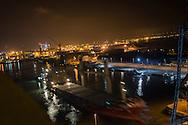 Saint Nazaire, 28/10/2014: cantiere navale - shipyard.<br /> &copy; Andrea Sabbadini