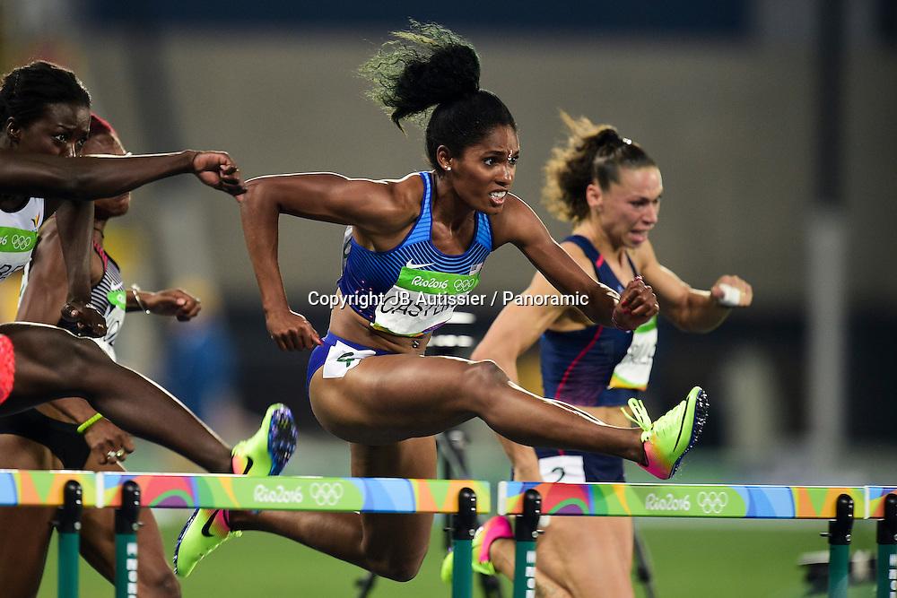 CASTLIN Kristi (usa) - demi finale - 100m haies