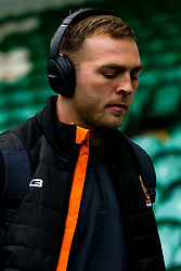Perry Humphreys of Worcester Warriors arrives at Northampton Saints - Mandatory by-line: Robbie Stephenson/JMP - 26/10/2019 - RUGBY - Franklin's Gardens - Northampton, England - Northampton Saints v Worcester Warriors - Gallagher Premiership Rugby