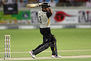 Ross Taylor batting during the first ICC Twenty20 (Twenty Twenty) match between Pakistan and New Zealand held at the Dubai International Cricket Stadium, Dubai, UAE, 12 November, 2009. Photo: SPORTDXB / PHOTOSPORT