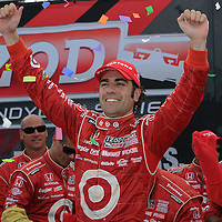 2011 INDYCAR RACING TORONTO