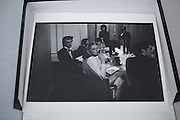 Suzannah Starkey SMOKING  at the Rose Ball. Grosvenor House. London. 19 May 1988