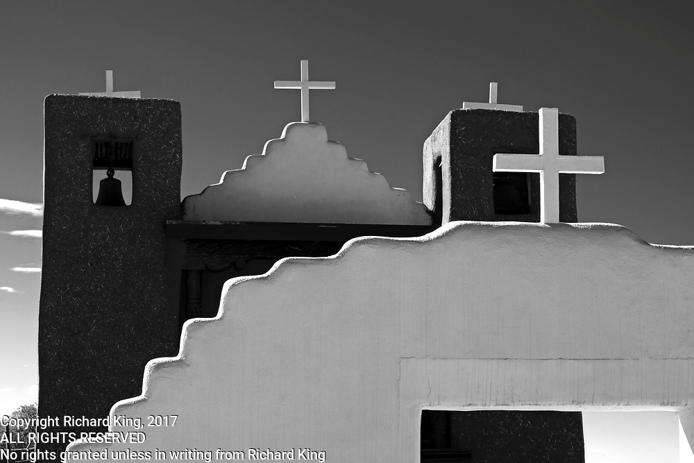 Images of the Pueblo at Taos, New Mexico
