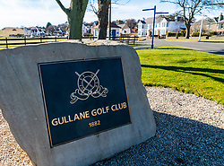 Gullane Golf Club  in East Lothian, Scotland, United Kingdom