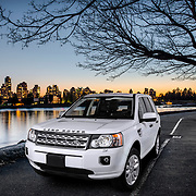 LR2 in Vancouver setting