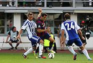 HJK - FC Barcelona 9.8.2014