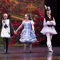 2017 (CJDT) Alice in Wonderland