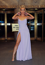 September 6, 2019, New York, New York, United States: September 5, 2019 New York City..Jasmine Sanders attending The Daily Front Row Fashion Media Awards on September 5, 2019 in New York City  (Credit Image: © Jo Robins/Ace Pictures via ZUMA Press)