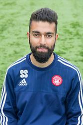Sunnan Shah, Hamilton Academical