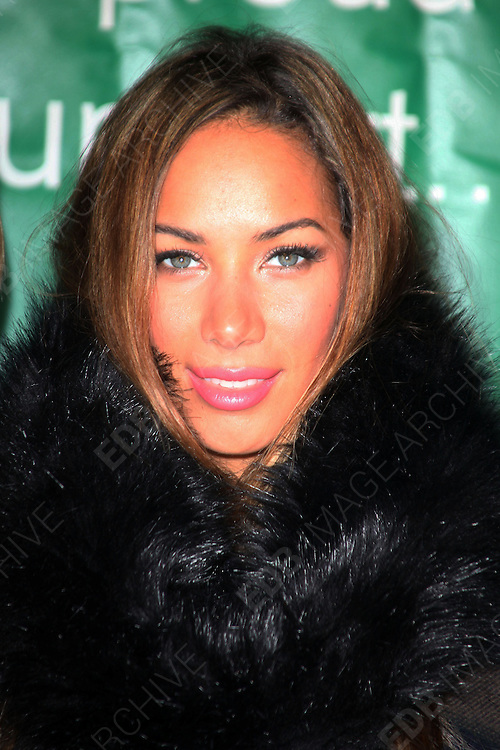 02.DECEMBER.2012. ESSEX<br /> <br /> LEONA LEWIS AND MATT CARDLE VISIT AND PERFORM AT THE HOPEFIELD ANIMAL SANCTURY WINTER WONDERLAND IN BRENTWOOD,ESSEX.<br /> <br /> BYLINE: EDBIMAGEARCHIVE.CO.UK<br /> <br /> *THIS IMAGE IS STRICTLY FOR UK NEWSPAPERS AND MAGAZINES ONLY*<br /> *FOR WORLD WIDE SALES AND WEB USE PLEASE CONTACT EDBIMAGEARCHIVE - 0208 954 5968*