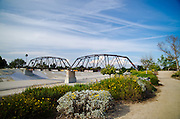 Pacific Electric Rail Bridge over Santa Ana River