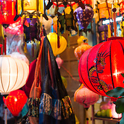 Lantern store in Hoi An