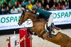 Guerdat Steve, SUI, Bianca<br /> Rolex Grand Slam of Showjumping<br /> The Dutch Masters - 'S Hertogenbosch 2019<br /> © Hippo Foto - Sharon Vandeput<br /> <br />  17/03/2019
