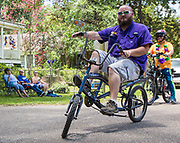 Louisiana Bicycle Festival in Abita Springs on June 15, 2019