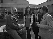 1988 - Frank Stapleton Testimonial.        (R77).