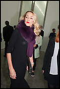 JERRY HALL, Tracey Emin The Last Great Adventure is You - White Cube, Bermondsey. London. 7 October 2014
