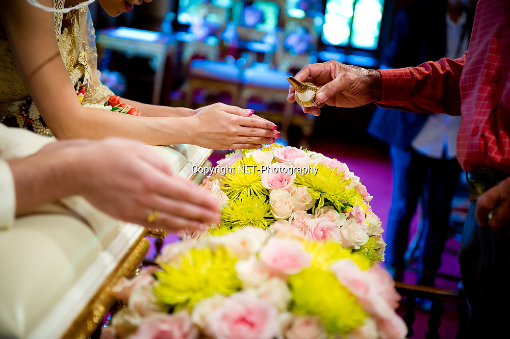 Nakhon Pathom Thailand - Patcharee &amp; Terje's Engagement and Wedding at Rose Garden Riverside Hotel in Nakhon Pathom, Thailand.<br /> <br /> Photo by NET-Photography.<br /> info@net-photography.com<br /> <br /> View this album on our website at http://thailand-wedding-photographer.com/rose-garden-riverside-sampran-riverside-wedding-nakhon-pathom-thailand/?utm_source=photoshelter&amp;utm_medium=link&amp;utm_campaign=photoshelter_photo
