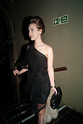 VICTORIA BALL, Almeida Theatre Gala, One Mayfair, 13a North Audley Street London 23 February 2012.