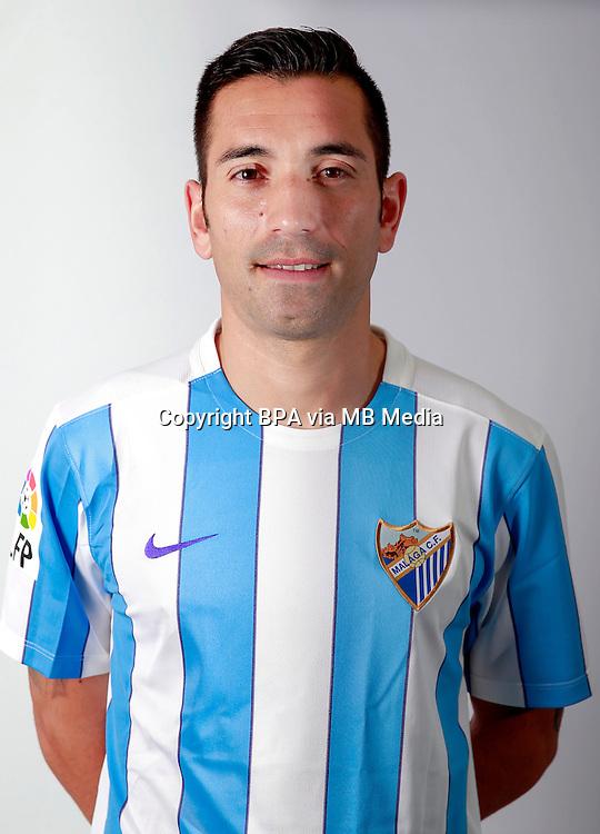 Spain - Liga BBVA 2015-2016 / <br /> ( Malaga C.F. ) - <br /> Charles Dias de Oliveira