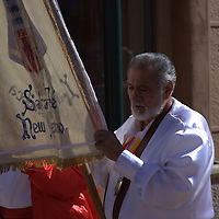 2010 Palm Sunday, Santa Fe Plaza
