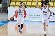 DESCRIZIONE : Skopje Nazionale Italia Uomini Torneo Internazionale di Skopje Italia Macedonia Italy FYROM<br /> GIOCATORE : Stefano Gentile Luca Vitali<br /> CATEGORIA : Palleggio Schema Composizione<br /> SQUADRA : Italia Italy<br /> EVENTO : Trofeo Internazionale di Skopje<br /> GARA : Italia Macedonia Italy FYROM<br /> DATA : 26/07/2014<br /> SPORT : Pallacanestro<br /> AUTORE : Agenzia Ciamillo-Castoria/GiulioCiamillo<br /> Galleria : FIP Nazionali 2014<br /> Fotonotizia : Skopje Nazionale Italia Uomini Torneo Internazionale di Skopje Italia Macedonia Italy FYROM