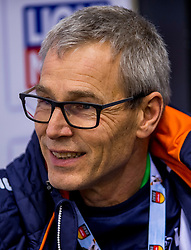 13-01-2018 DUI: ISU European Short Track Championships 2018 day 2, Dresden<br /> Arie Koops NED