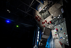 Finals IFSC World Cup Competition in sport climbing Kranj 2019, on September 29, 2019 in Arena Zlato polje, Kranj, Slovenia. Photo by Peter Podobnik / Sportida