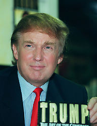 Donald Trump  Real Estate Developer   09 December 1997     Date: 09-Dec-1997 (Credit Image: © Mary Evans via ZUMA Press)