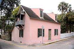 Pink House, St. George Street
