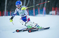 Tony Buttinger memorial slalom U14's with Gunstock Ski Club. <br /> ©2017 Karen Bobotas Photographer