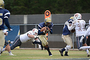 FB: North Carolina Wesleyan College vs. Maryville College (Tennessee) (11-16-19)
