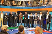 DESCRIZIONE : Milano Italia Basket Hall of Fame<br /> GIOCATORE : Nazionale Italiana Mosca 1980<br /> SQUADRA : FIP Federazione Italiana Pallacanestro <br /> EVENTO : Italia Basket Hall of Fame<br /> GARA : <br /> DATA : 07/05/2012<br /> CATEGORIA : Premiazione<br /> SPORT : Pallacanestro <br /> AUTORE : Agenzia Ciamillo-Castoria/GiulioCiamillo